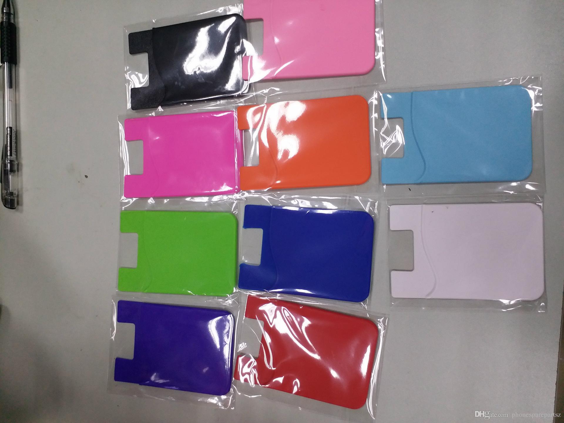 Support Universel Smartphone Cadeau Promotionnel 3m Porte Cartes De Visite Carte Crdit Pour Tlphone Portable