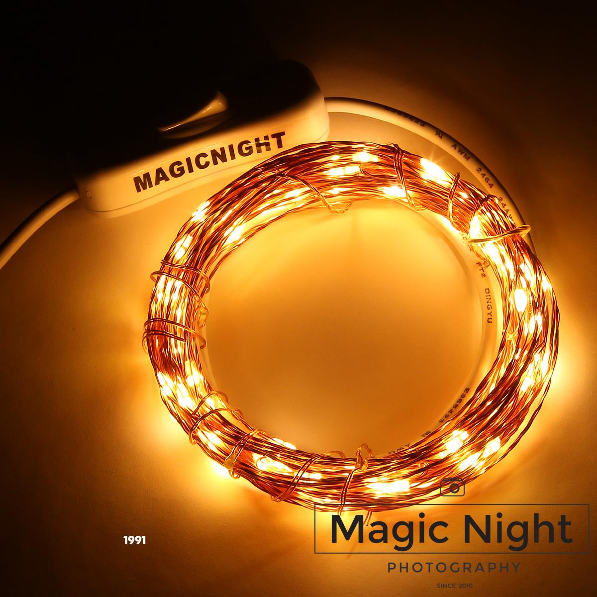 Magicnight Led Usb Powered Operated Led String Starry Light Copper