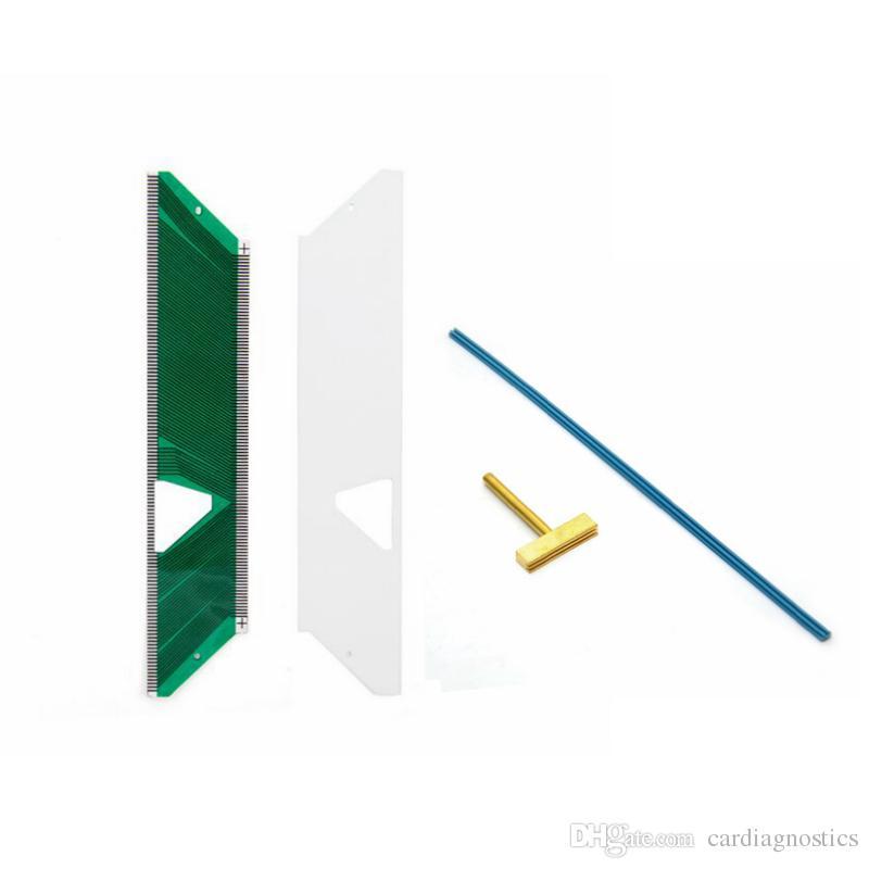 Замена ленточного кабеля SID 1 для моделей SAAB 9-3 и 9-5, SID 1 дисплей отсутствует пиксель ремонт ленточный кабель t тень головы резиновая лента