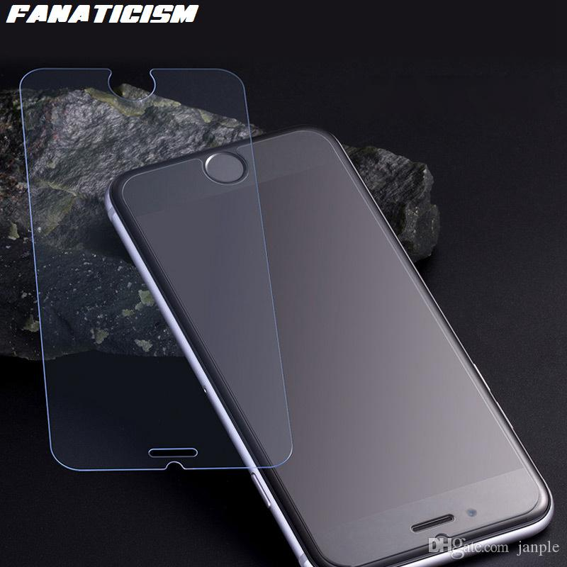 2.5D Anti-Blue Light Tempered Glass For iphone 11 Pro XR X XS Max SE 6s 7 8 Plus Tempered Glass Screen Protector