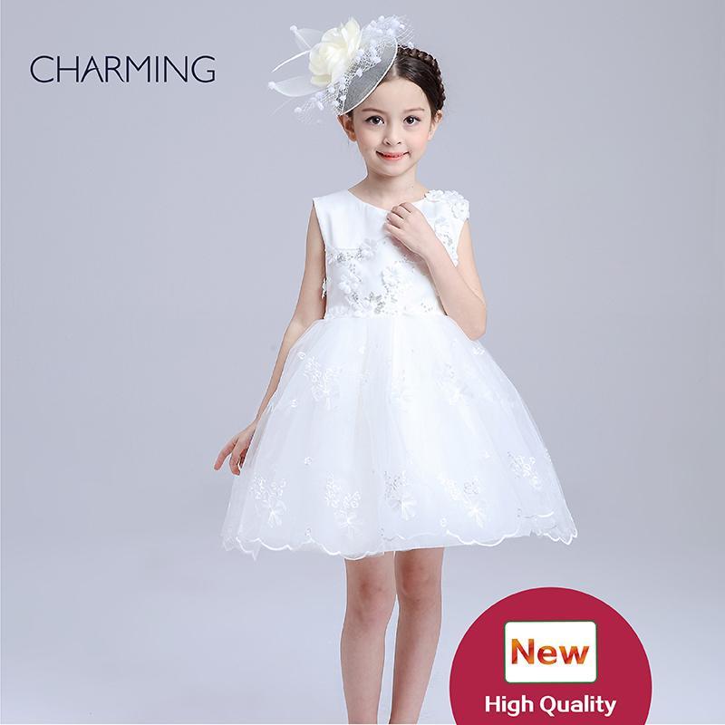 f13b8c381b32c Satın Al Kızlar Elbiseler Online Çocuk Giyim Mağazaları Tasarımcı Çocuk  Giyim Parti Elbiseler Toptan Satış Çin'den Toplu Öğeleri Satın Almak, ...