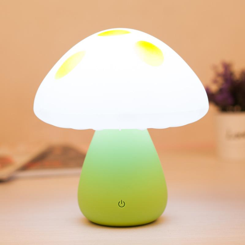 2018 a light touch switch nightlight usb charging eye free creative 2018 a light touch switch nightlight usb charging eye free creative atmosphere mushroom lamp bedside lamp from xxf159 1126 dhgate aloadofball
