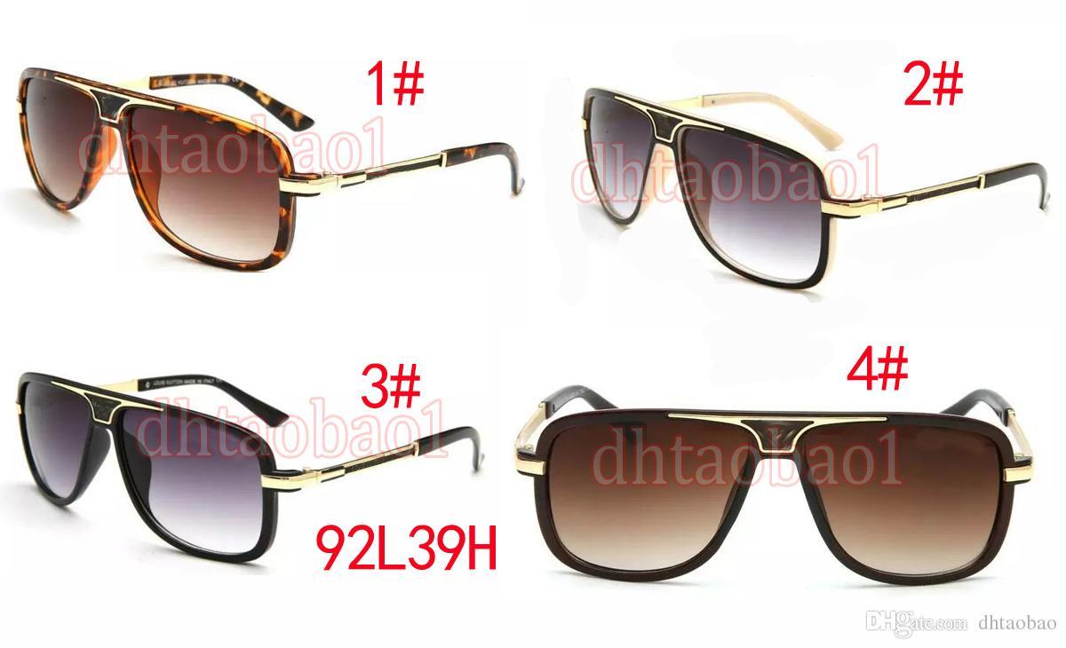 c9903eb4f2 Summer New Men Fashion Circle Frame Sunglasses Driving Glasses Women Riding  Outdoor Sun Glasses Elegance Dark Glasses Sunglasses Sale Kids Sunglasses  From ...