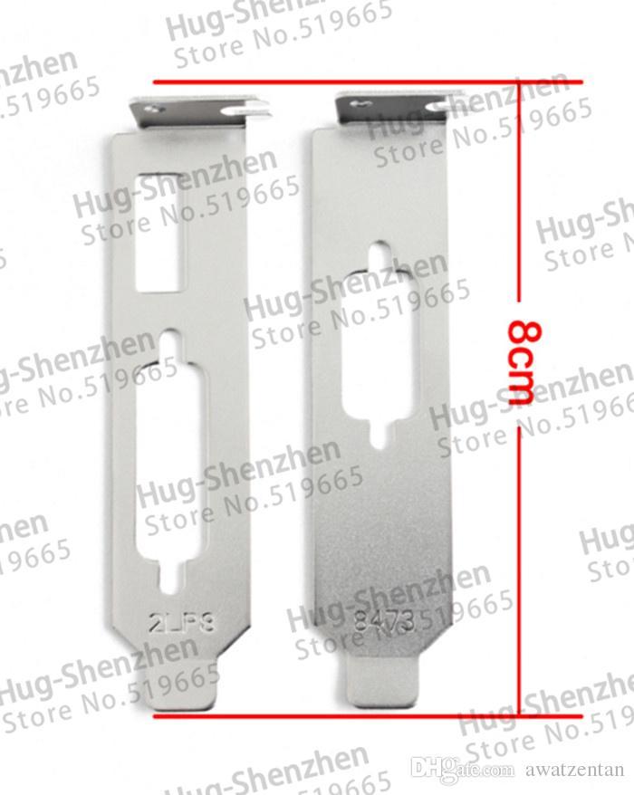 Scheda grafica di alta qualità Staffa a basso profilo HDMI + DVI + VGA scheda grafica