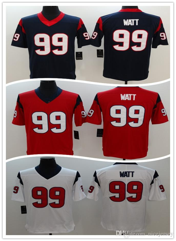the latest dbaa9 5a00d buy jj watt red jersey 4eca6 16129