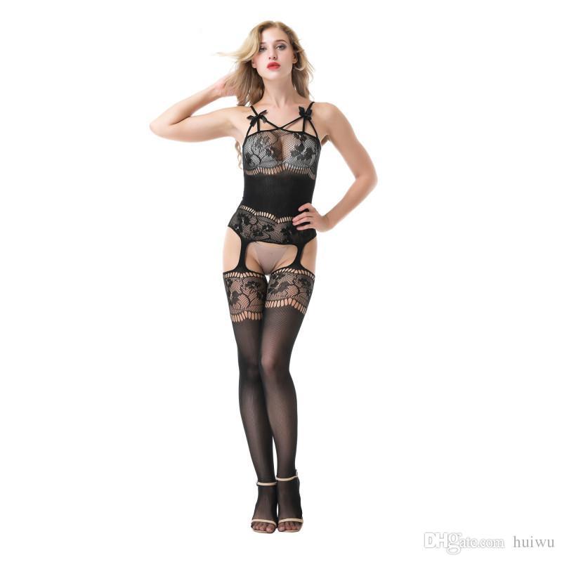 Frauen Sexy Lngerie Brust Sex Netting Dessous Nachtwäsche Nachtwäsche Dessous Kleidung Große Größe Enge Pyjamas Mit Kostenloser Versand