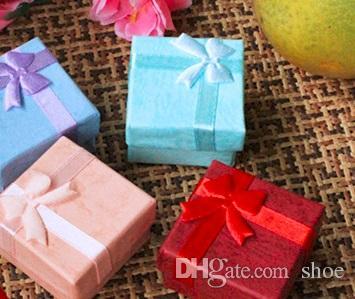 Geschenkbox der Schmucksachen für Ringgröße 4cm 1.6