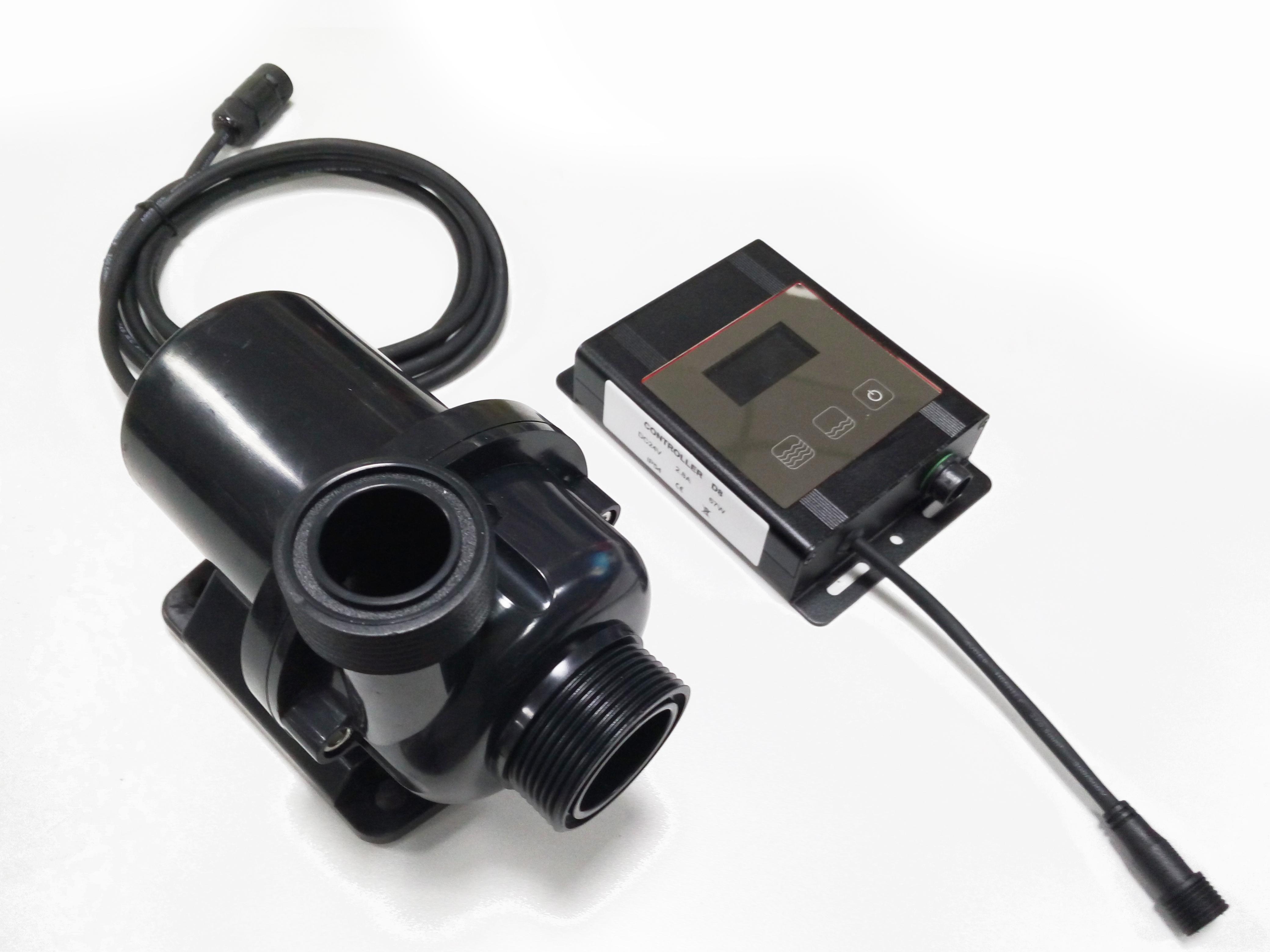 24vdc 5500l h super large flow ultra low power consumption high