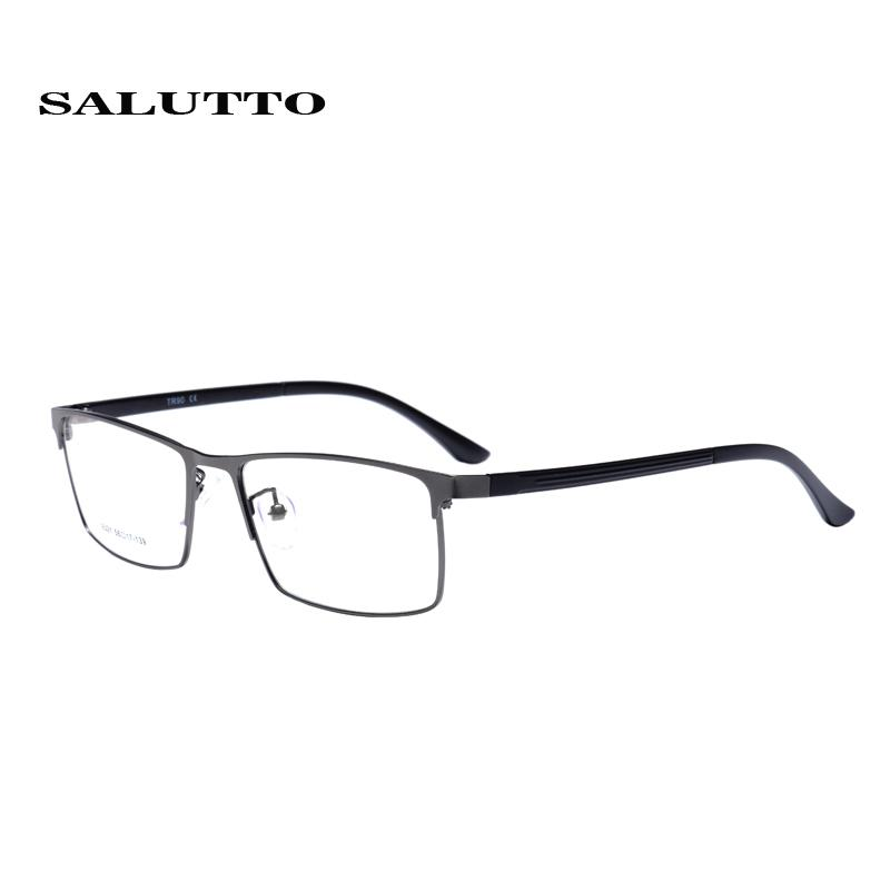 d3b421ac6db Wholesale- SALUTTO Optical Frames Myopia Full Glasses Frame Men s ...