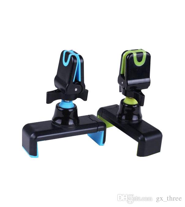 Straight pin clip vehicle-mounted mobile scaffold car outlet phone navigation instrument decca button universal cell phone models stent