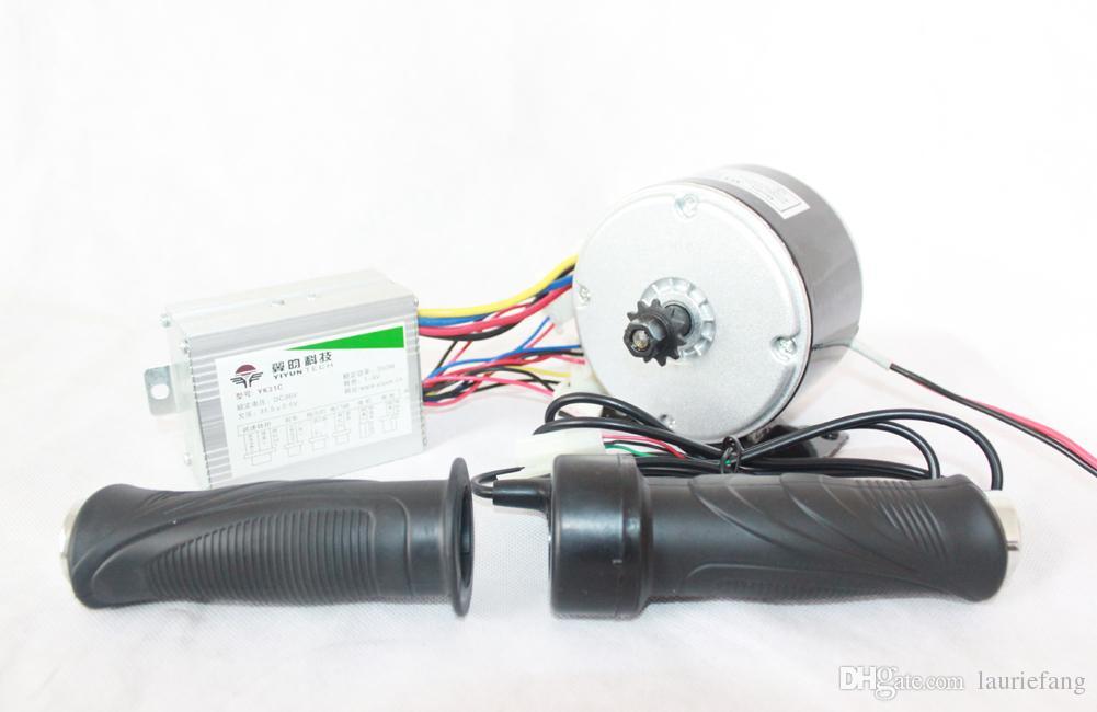 24v/36V 350W электрический двигатель постоянного тока электрический скейтборд DIY 250W мотор комплект электрический велосипед двигатель высокого качества мотор использовать 25H цепи