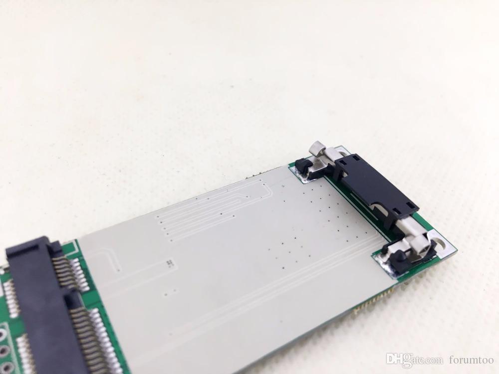 PCIE MINI Converti au module USB 3G 4G Carte de développement spéciale avec fente pour carte SIM / UIM Livraison gratuite