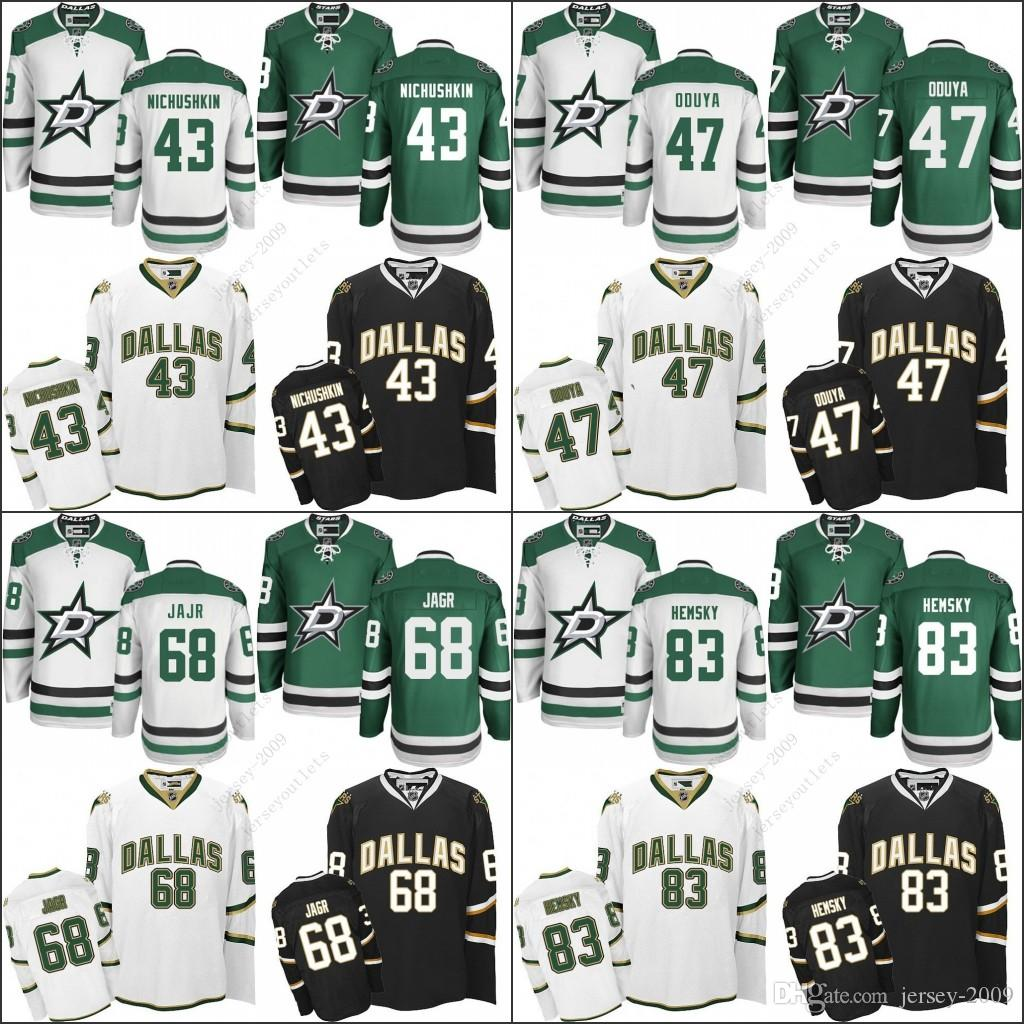 2017 Dallas Stars 68 Jaromir Jagr 47 Johnny Oduya 83 Ales Hemsky 43 ... 444a07be4