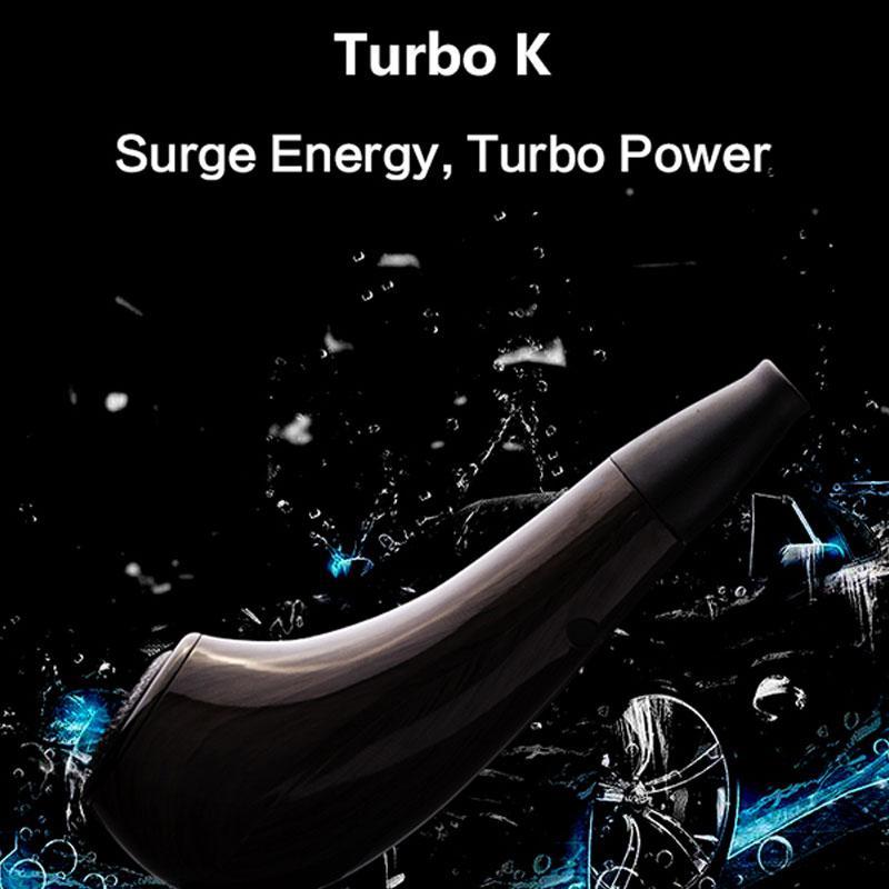 2017 Original Kamry Turbo K E Pipe Vape Cigarrillos Electrónicos Starter Kits 1000 mAh 0.5ohm 3.3-4.2 V Vapor De Madera Mods Nueva Llegada