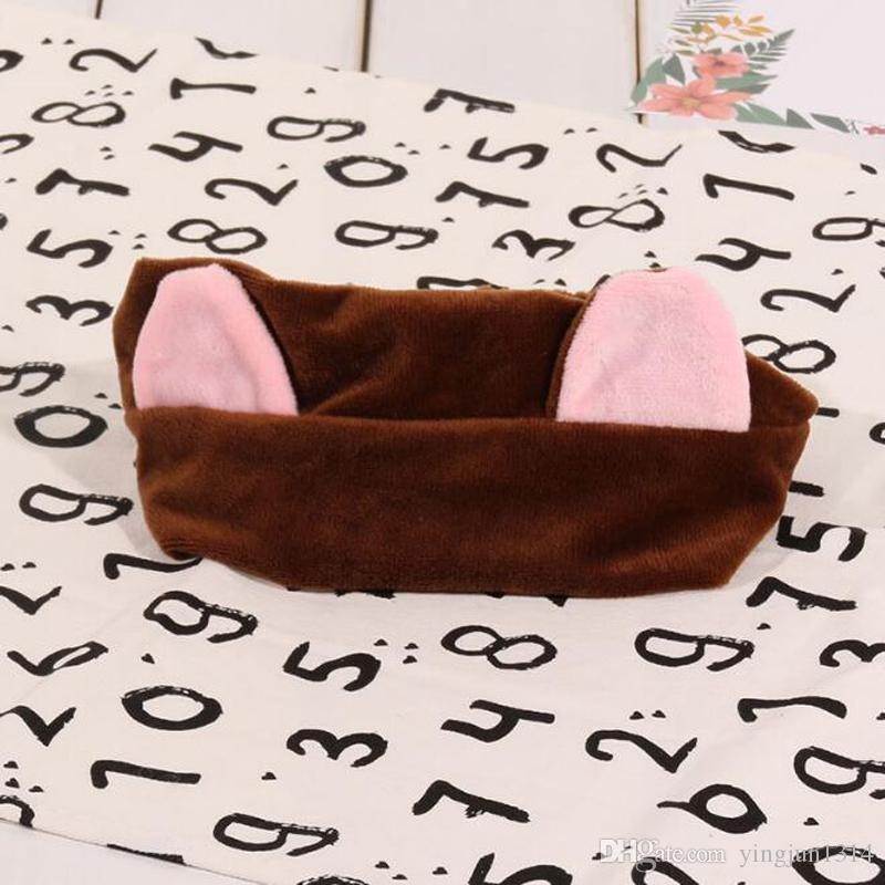 Hot Cat Ear Hair Head Band Hairbands Headbands Party Gift Headdress Headwear Ornament Trinket Hair Accessories Makeup Tools