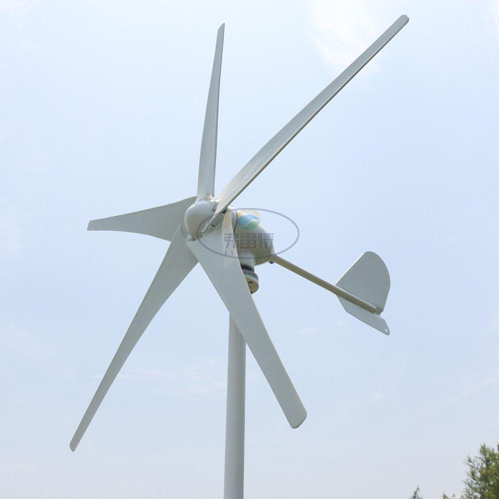Residential Wind Energy Wind Power Generator 400w 12v