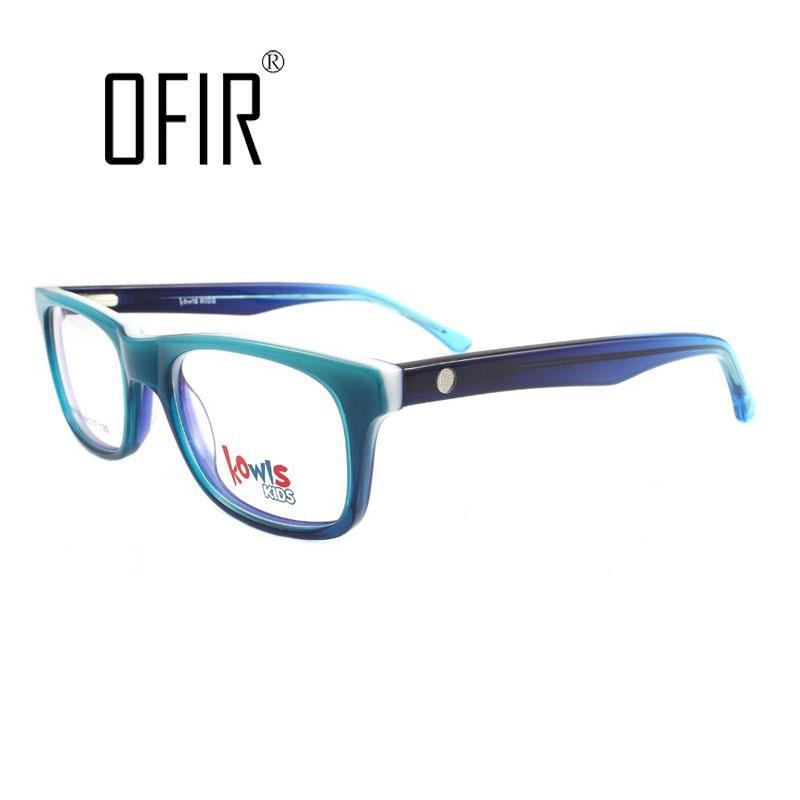 22cad11347 Wholesale- OFIR Vintage Kids Optical Glasses Frame Brand Oliver Peoples  Johnny Depp Eyeglasses For Boys Girls Eyewear Frames KW-A7 Eyeglasses  Magnetic ...