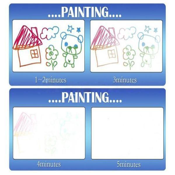 Zeichnung Wasser Stift Malerei Zeichnung schreiben Magic Doodle Aquadoodle Mat Board Kid Boy Girl Toy Geschenk