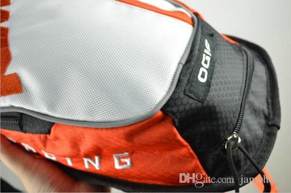 الحرة الشحن دراجة نارية KTM موتوكروس الترطيب حزمة أكياس نمط جديد حقائب السفر سباقات حزم خوذة دراجة حزمة BB-KTM-06