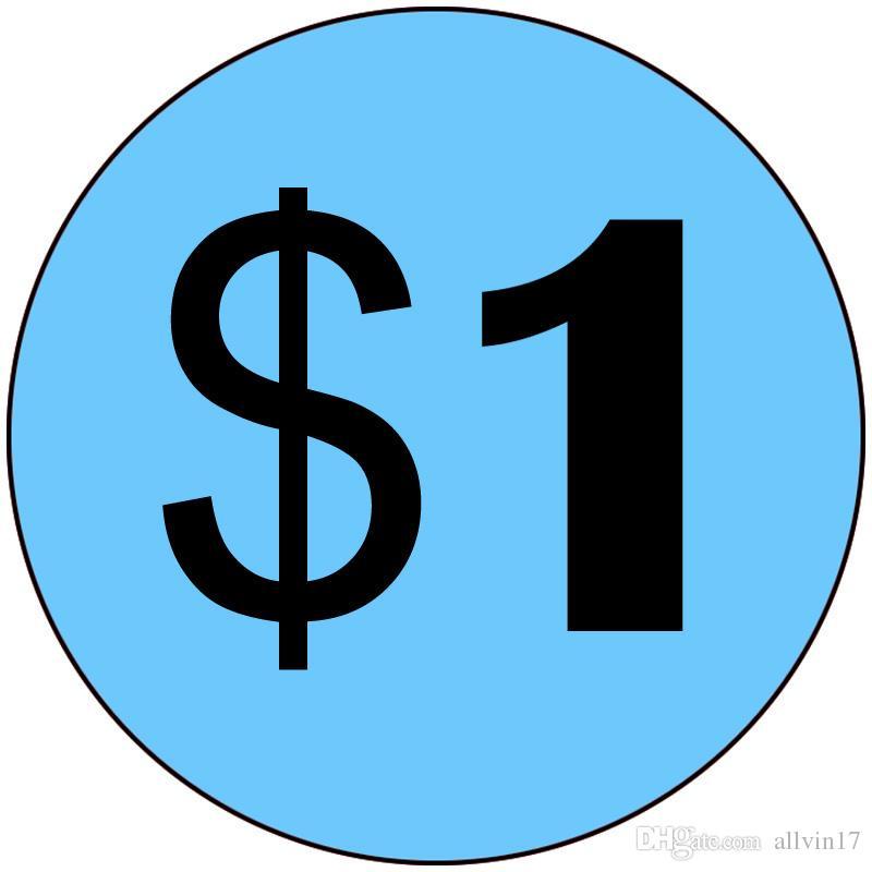 = $ 1 Questo link è utilizzare solo il pagamento di denaro, come ad esempio il costo di trasporto supplementare e differenza di prezzo, ecc