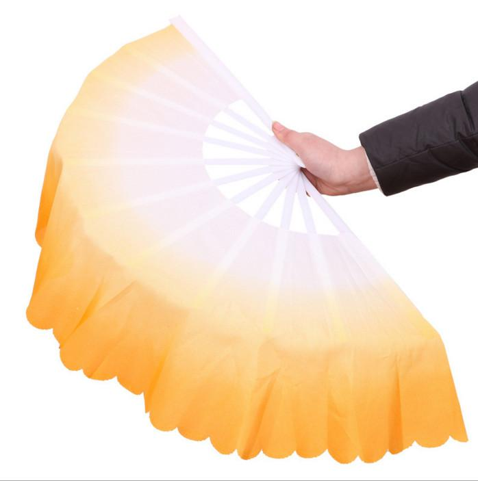 New Chinese silk dance fan Handmade fans Belly Dancing props available Drop shipping Hot sale