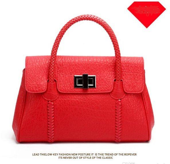 Berühmte Designer Umhängetaschen Marke Tasche Handtasche aus echtem Leder Umhängetasche Frauen Echtleder Handtasche Marke einzelne Umhängetasche