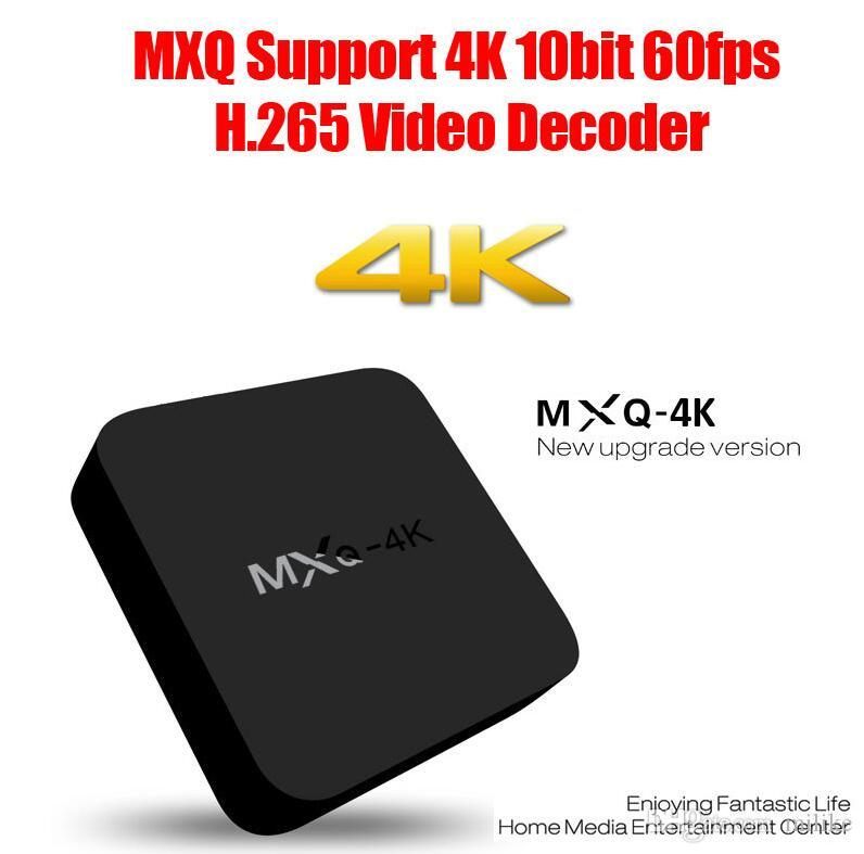 USA IPTV Canada tv channels MXQ 4K Android 5.1 tv Box Support EPG function India Turkey Russian Lations 4K H.26 ARABIC