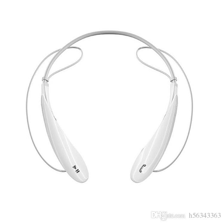 Marka yeni HBS-800 HBS800 Ton Stereo Kablosuz Bluetooth Kulaklık kulaklık Boyun Bandı Kulaklık iphone 5 6 artı Samsung s5 s6 s4 LG