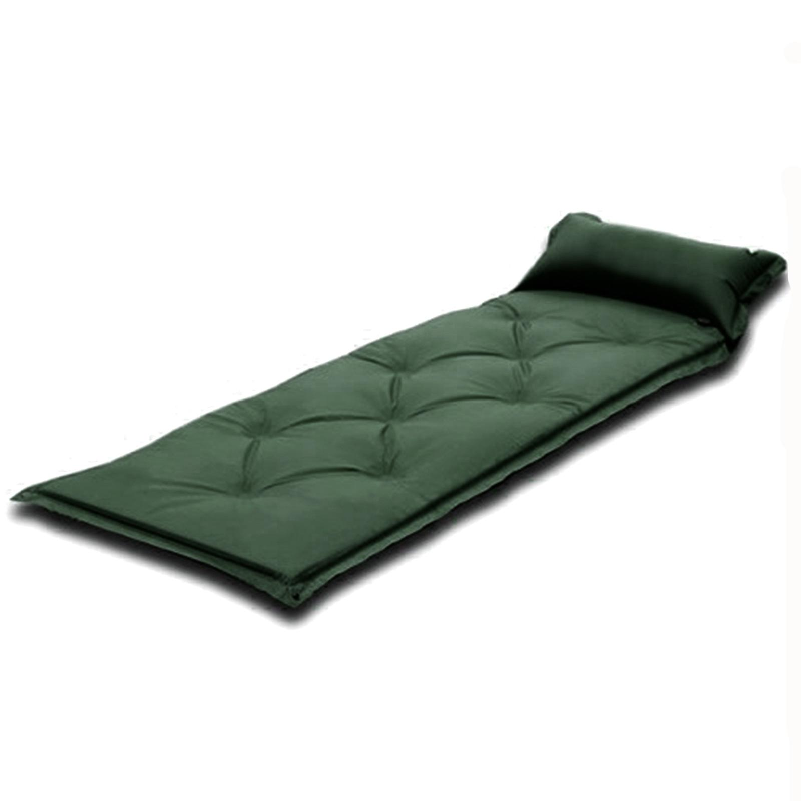 fasion fast inflatable sleeping air bag lounge camping bed