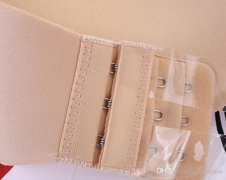 Мода женщин бесшовные Бюстгальтер пуш-ап бюстгальтеры мягкий невидимый бюстгальтеры высокое качество косточках 1/2 чашки без бретелек бюстгальтер бесплатная доставка DHL