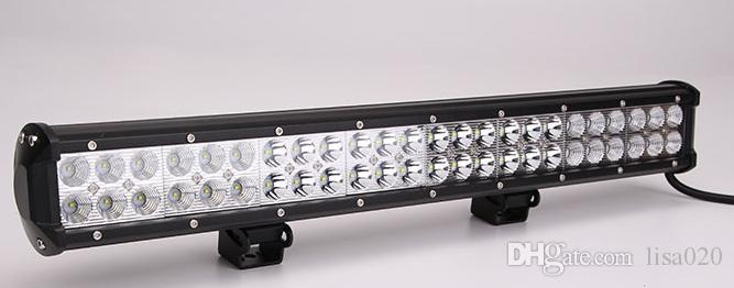 Auto led light bar 144w 256 stainless steel barused atvs suv auto led light bar 144w 256 stainless steel barused atvs suv truck fork lift trains boat bus and tank led by light led car work light from aloadofball Images