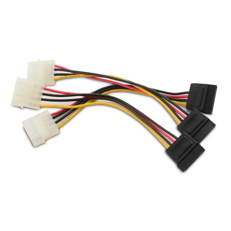 Großhandel / Kabel 4 Pin Molex Zum Sata Energien Kabel Adapter Von ...