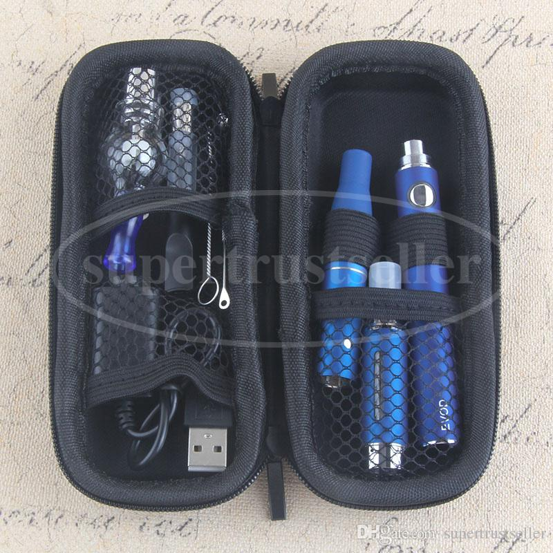 4in1 Vaporizer kit Multi Atomizer MT3 Glass Globe Wax Dome Dry Herb AGO G5 CE3 Thick Oil 4 in 1 Vape Pen