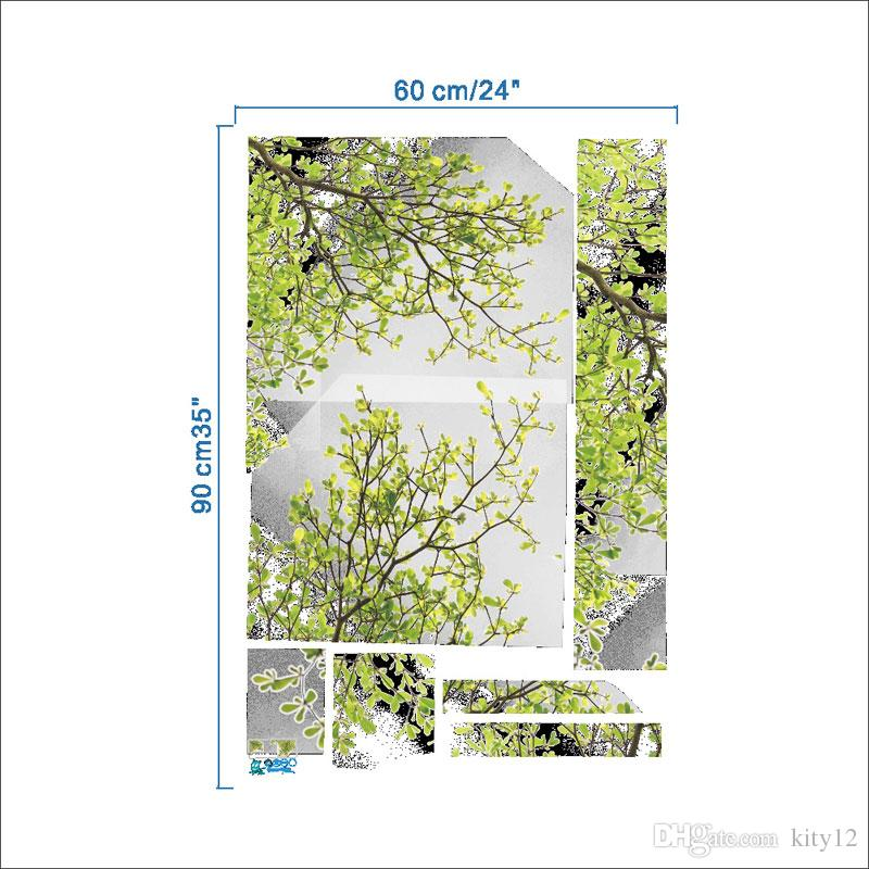 New Tree Branch Wall Sticker Removable Decal Home Decor Vinyl Art Mural TV background wallpaper