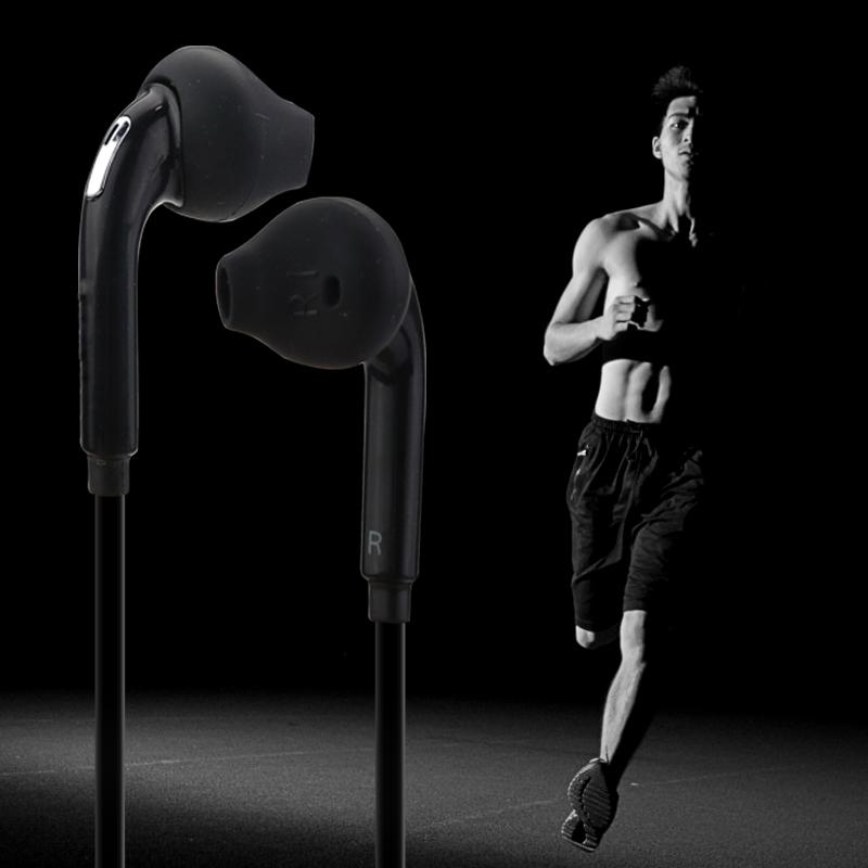 Consumer Electronics Nice Sport Headphones With Mic 3.5mm In-ear Wired Earphone Earbuds Stereo Headphones Universal For Xiaomi Iphone Pc