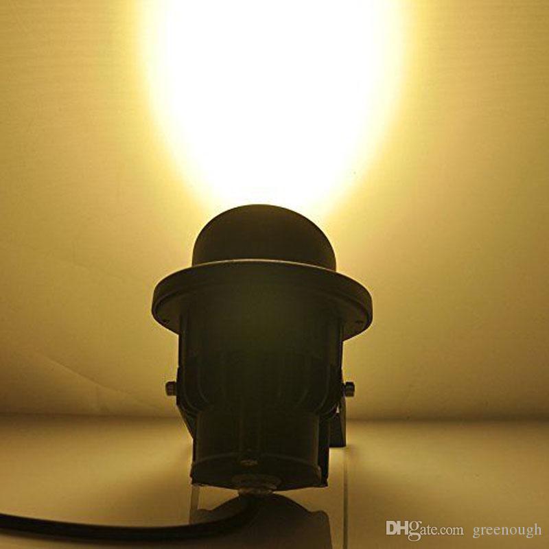 5X1W بقعة ضوء LED عالية الطاقة مع قاعدة أو سبايك LED في الحديقة الخفيفة سبايك LED ضوء الفيضانات إينجروند