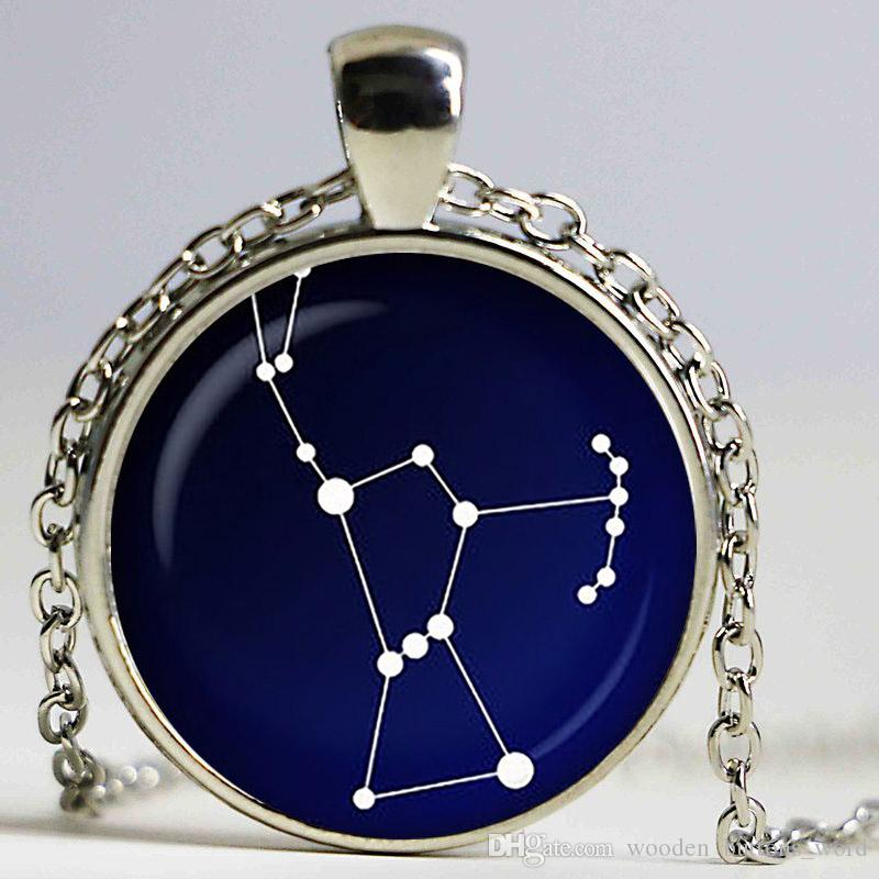 lapis silver handmade ocean orion gold necklace lazuli swap gemstone pendant scottish nebula and