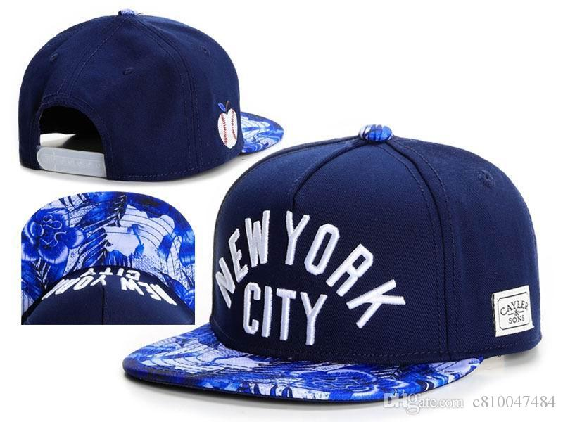 ddc5765e697fa New Cayler Sons Snapback Bone Aba Reta Cotton Baseball Caps Snapback ...
