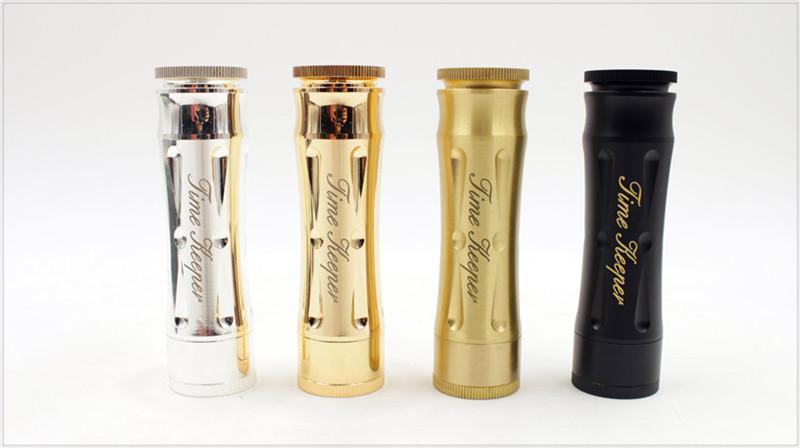 huge vapor time keeper v3 mod fit 18650 battery brass material