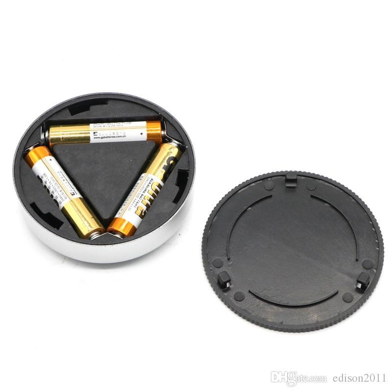 Edison2011 de haute qualité 3LED Light Touch sans fil batterie portable alimenté bâton Tap lampe tente de camping Lanterne Outils d'extérieur Kits de voyage