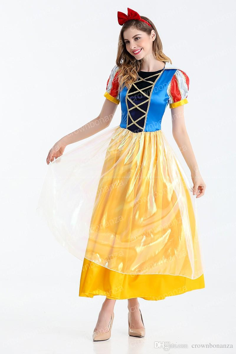 snow white costume sexy snow white cosplay halloween