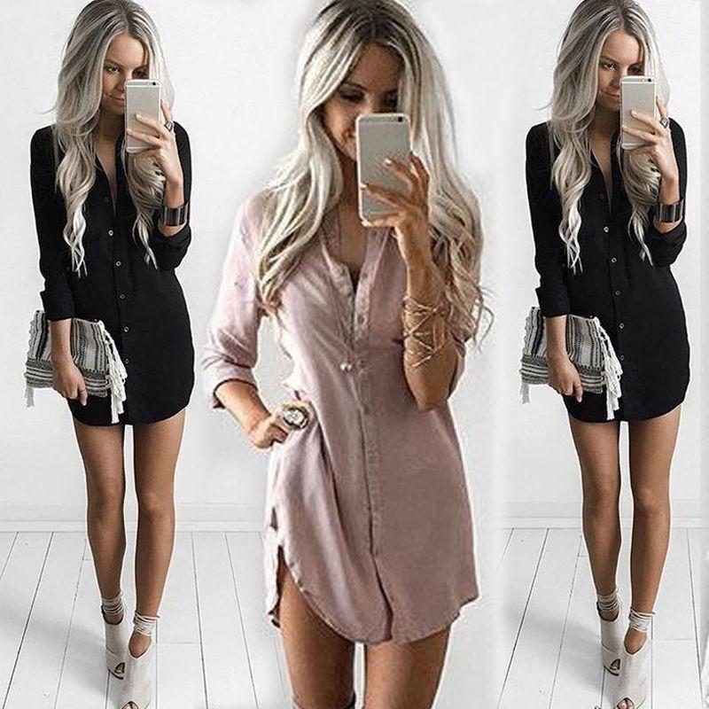 Plus Size Damen Blusen Mode Herbst 2016 Weiß Langarm Body Shirt Frauen Shirts Tops Baumwolle Formale Bluse Kleidung