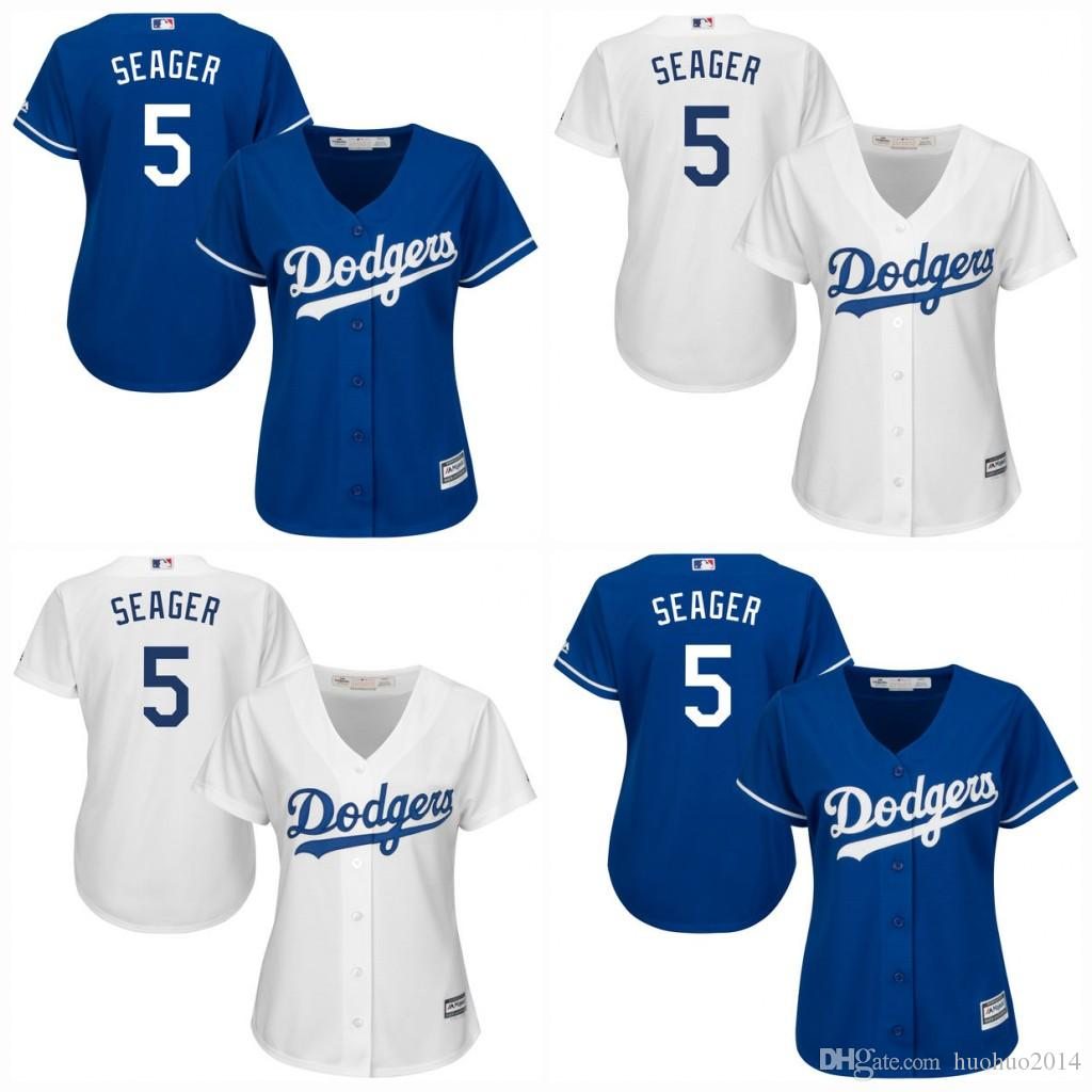 size 40 27643 a2518 Dodgers Womens Jersey Seager | RLDM