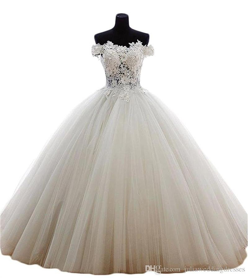 2017 Sexy Fashion Lace Ball Gown Quinceanera Dresses with Appliques Tulle Plus Size Sweet 16 Dresses Vestido Debutante Gowns BQ29
