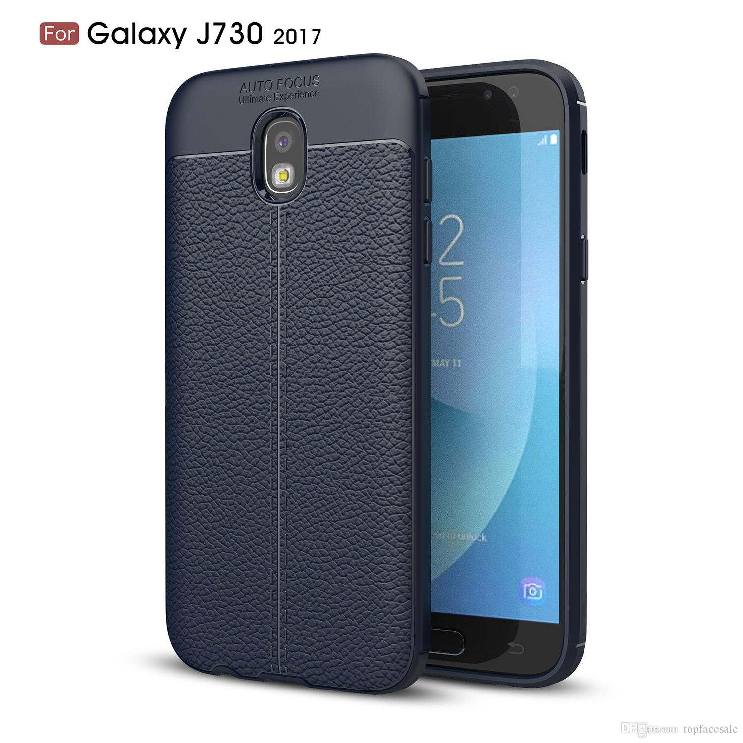 Diforate Luxury For Samsung Galaxy J730 J530 J330 Full Protective Slim Tpu Case For Samsung J7 J5 J3 2017 Soft Silicone Back Cover Cell Phone Case Wholesale