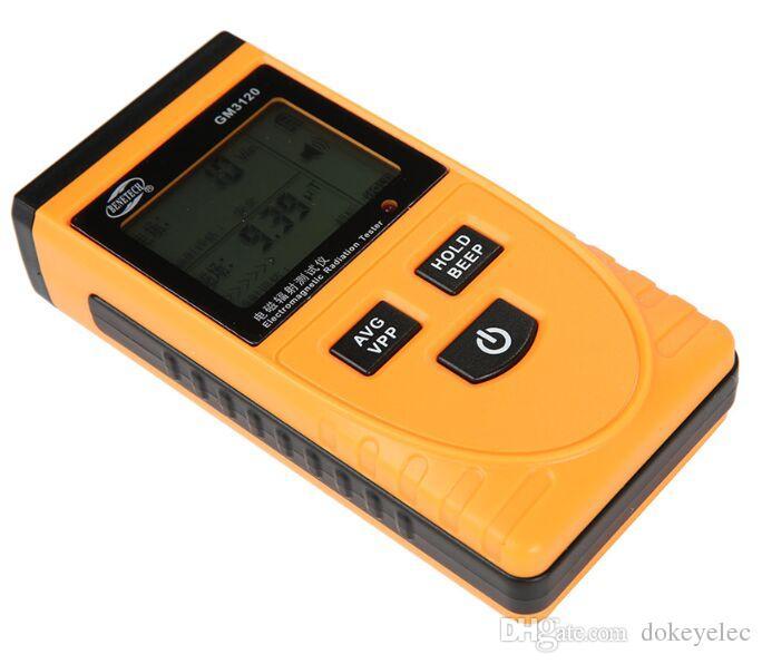 Digital LCD Sound-light Alarm Electromagnetic Radiation Detector Meter Dosimeter Tester Counter