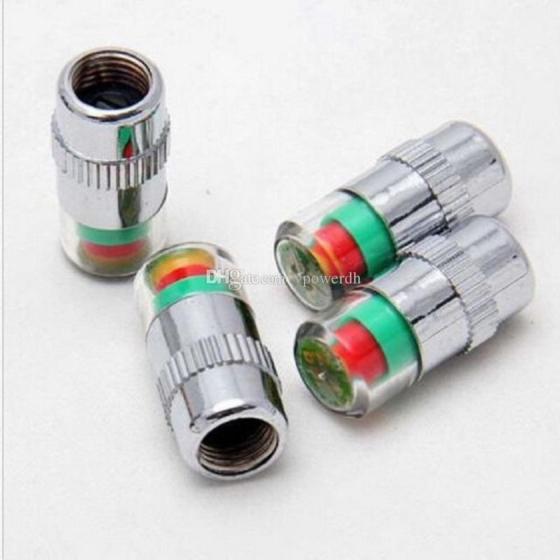 Sensor de Pressão Dos Pneus Do Carro Válvula Stem Caps Sensor M00002 VPWR