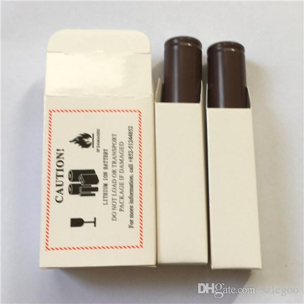 100% Haute Qualité HG2 18650 Batterie 3000mAh 35A MAX Batteries Au Lithium Rechargables Pour LG Cells Fit Vape box mod