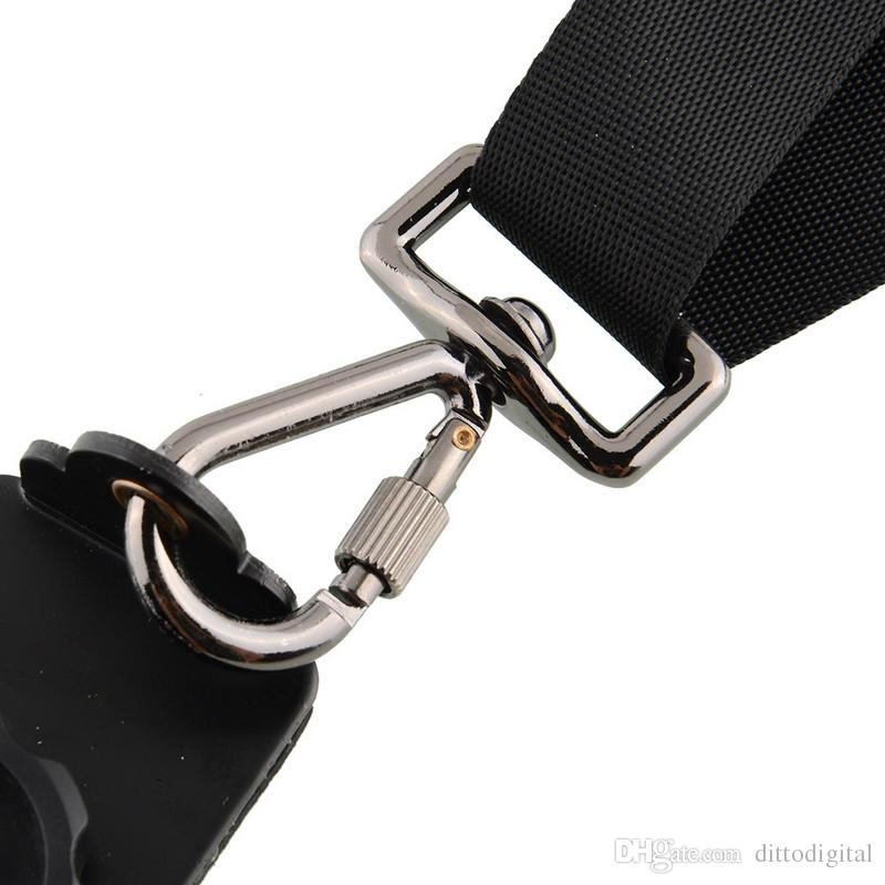 Винтаж камеры плечевой ремень для зеркальных фотокамер Nikon Canon Sony Panasonic быстрые ремни черные двойные погоны быстрая фотография слинг