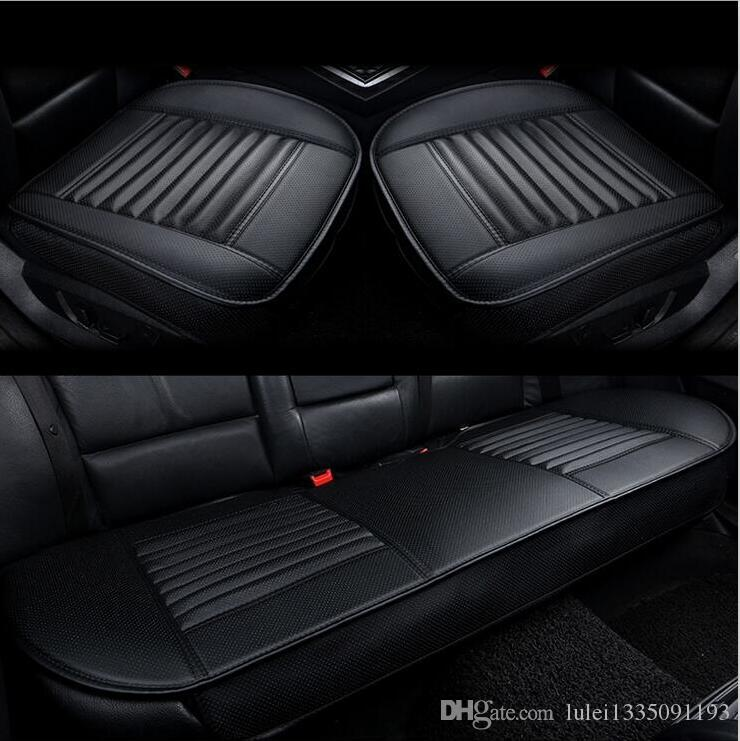 Four Seasons General Car Seat Cushions Leather Car Seat Covers Honda Accord  Civic CRV HR V Odyssey Si Fit Pilot Shadow 2017 Honda Honda Civic Honda  Accord ...